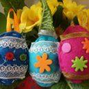 Kolorowych i Radosnych Świąt Wielkanocnych                       życzy Zegar Słoneczny